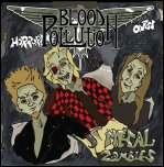 Blood Pollution - 'Metal Zombies' (2010)