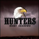 HUNTERS - Night Shadows (2010)