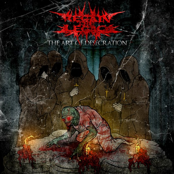 REGAIN THE LEGACY - The Art Of Desecration (Single, 2012)