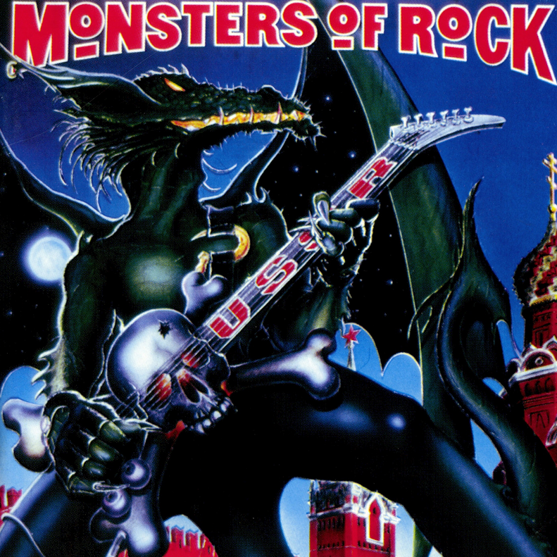 Monsters Of Rock USSR (1993)