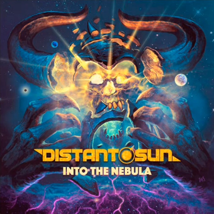 DISTANT SUN - Into The Nebula (2016)