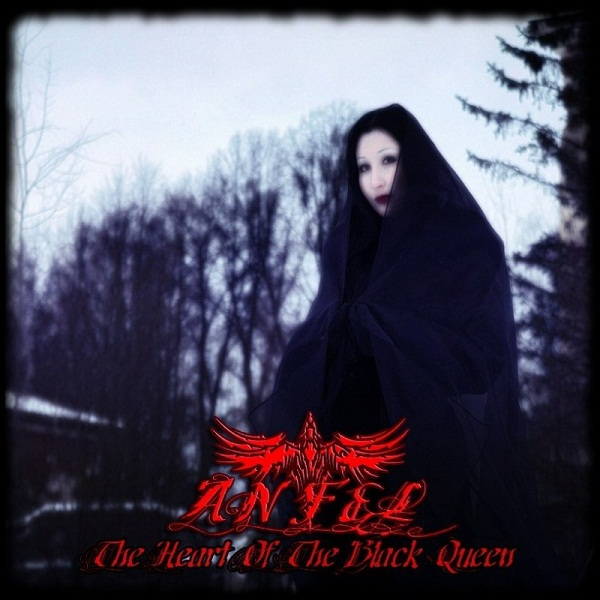 ANFEL - The Heart Of The Black Queen (2013)