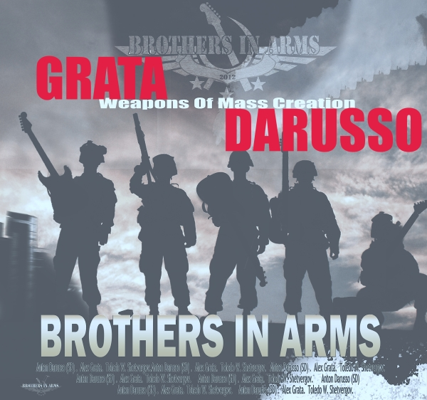 BROTHERS IN ARMS - Darusso / Grata