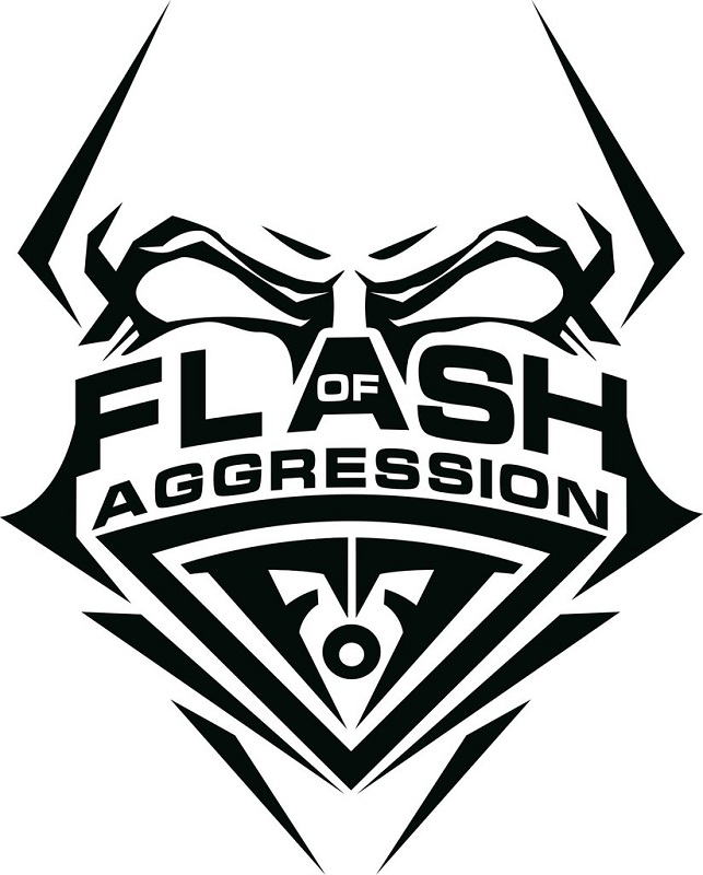 FLASH OF AGGRESSION