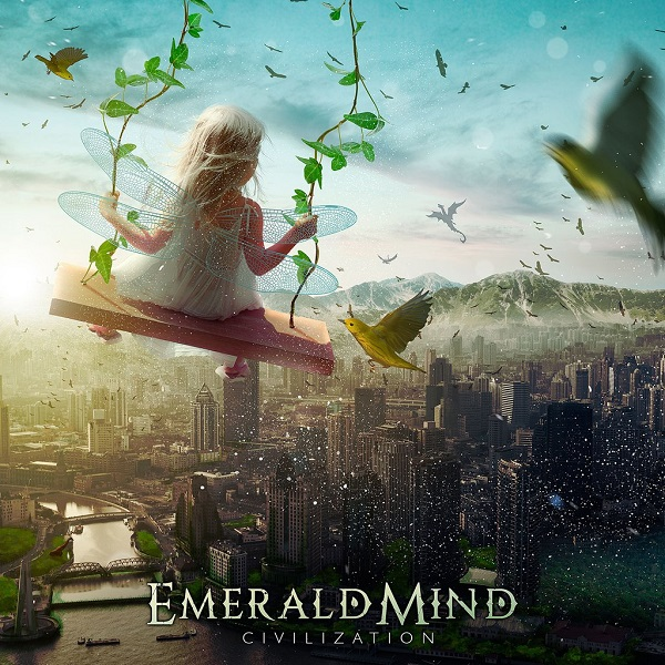 EMERALD MIND - Civilization (2015)