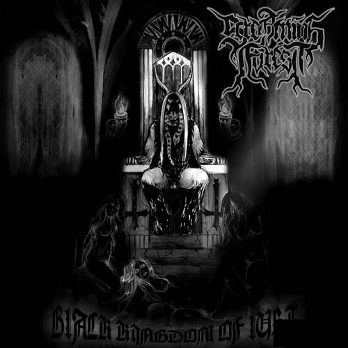 SCREAMING FOREST - Black Kingdom Of Lust (2008)