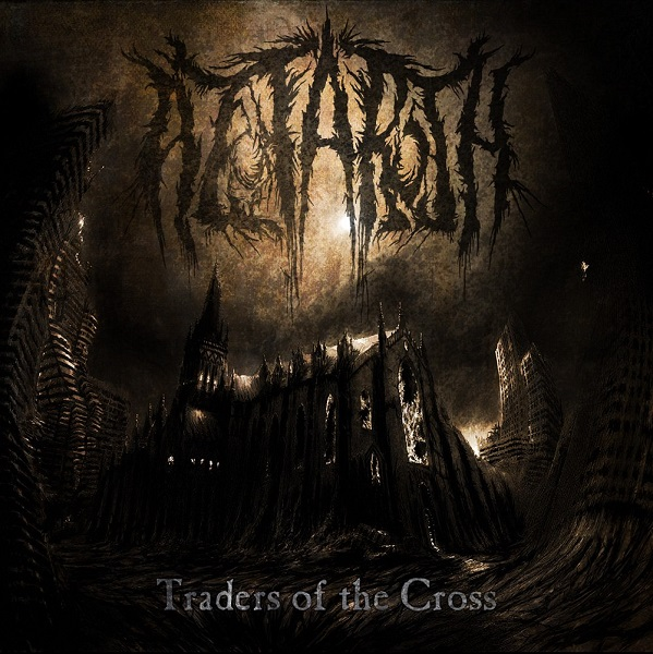 AZTAROTH - Traders Of The Cross (Single, 2014)