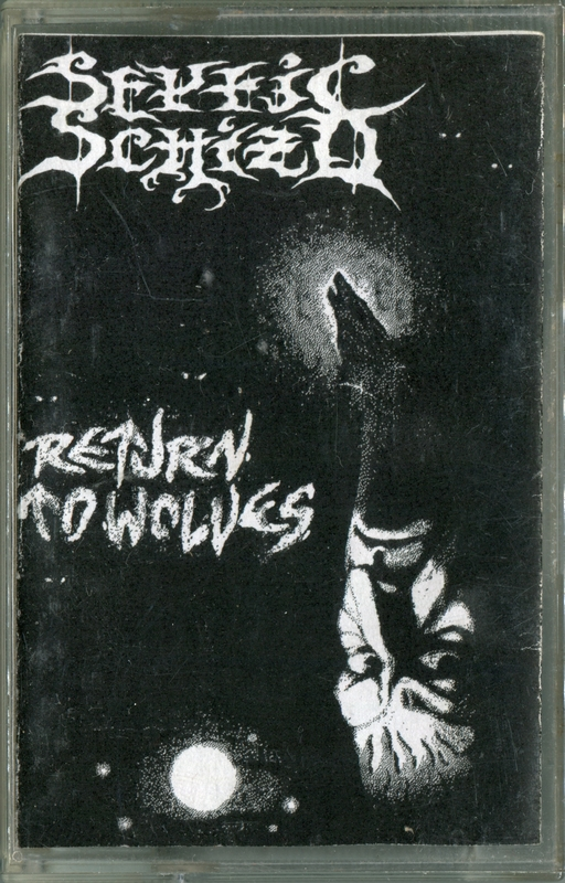 SEPTIC SCHIZO - Return To Wolves (1996)