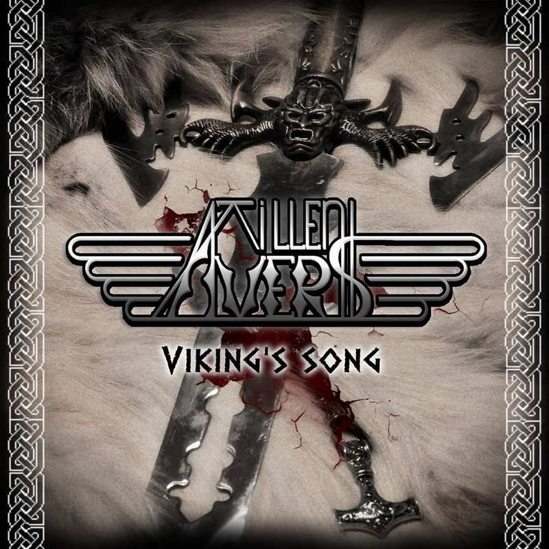 TILLEN AVERS — «Viking's Song» (2018) [Single]