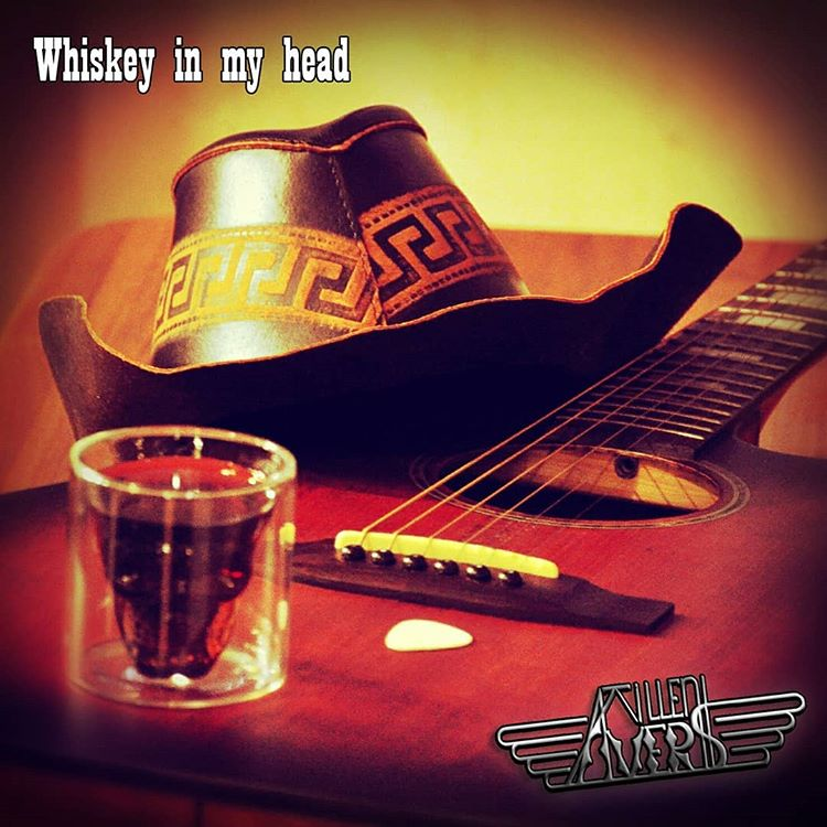 TILLEN AVERS — «Whiskey In My Head» (2018) [Single]