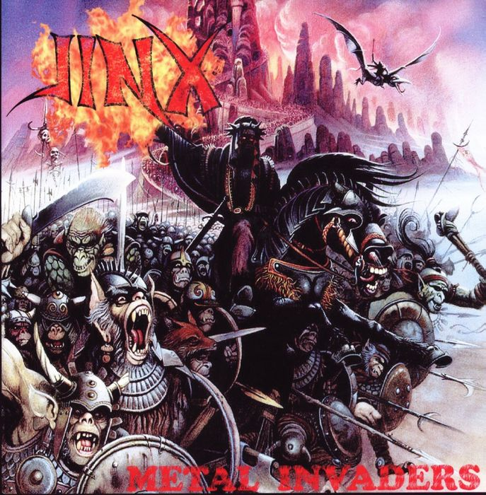JINX - Metal Invaders (2008)