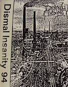 DISMAL INSANITY - Thoughts Of Legacy (1994) [Demo]