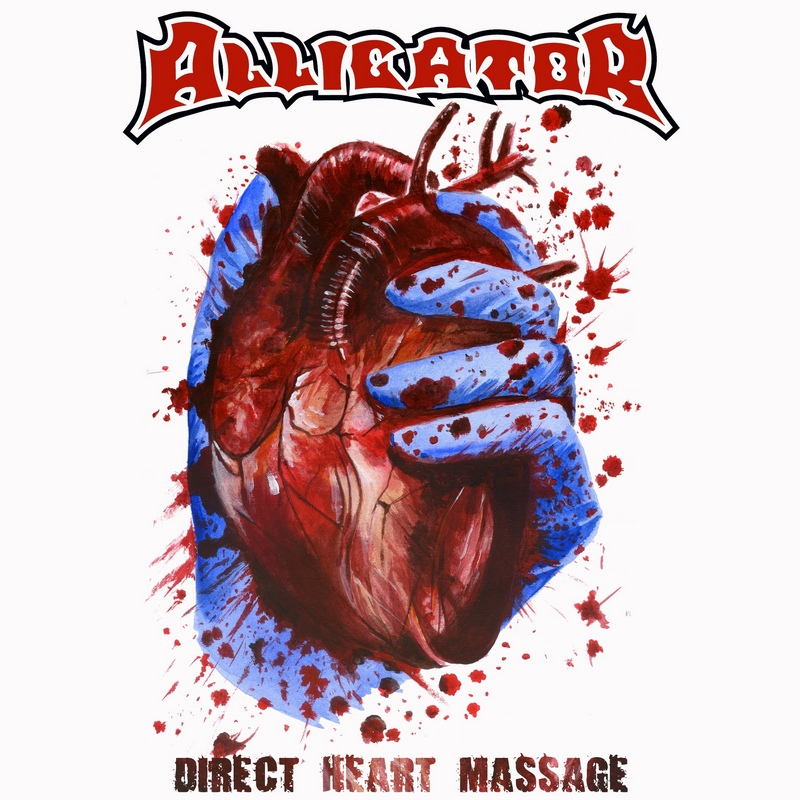 ALLIGATOR — «Direct Heart Massage» (2020)