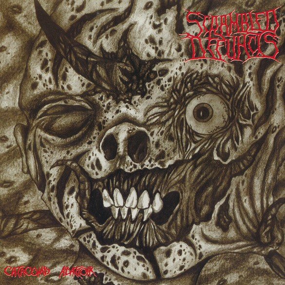 SCRAMBLED DEFUNCTS — «Catacomb Abattoir» (1998)