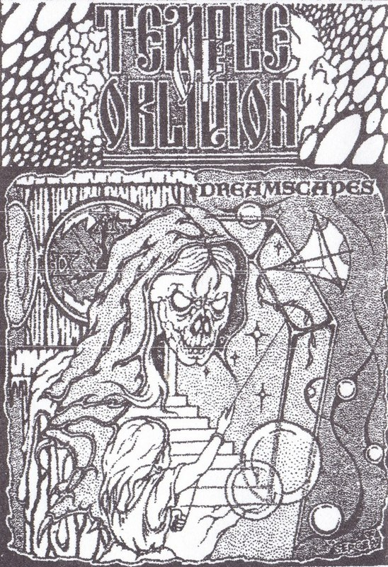 TEMPLE OF OBLIVION — «Dreamscapes» (1997) [Demo]