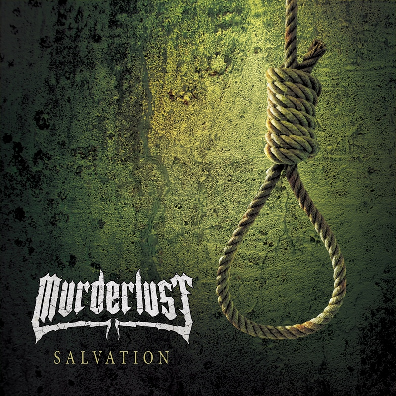 MURDERLUST — «Salvation» (2019) [Single]