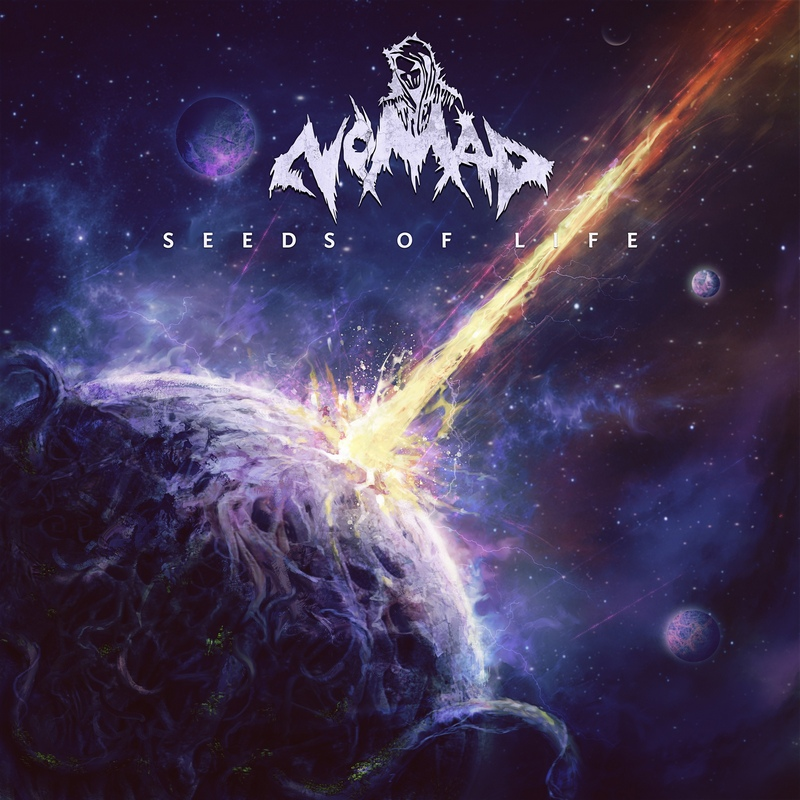THE NOMAD — «Seeds Of Life» (2019) [Single]