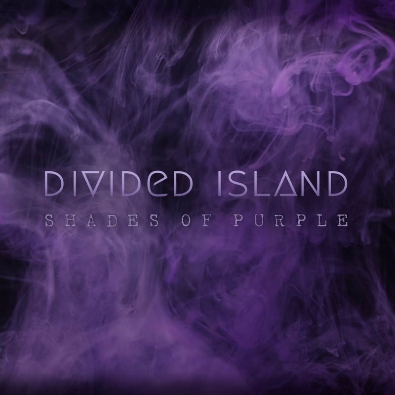 DIVIDED ISLAND — «Shades Of Purple» (2020)
