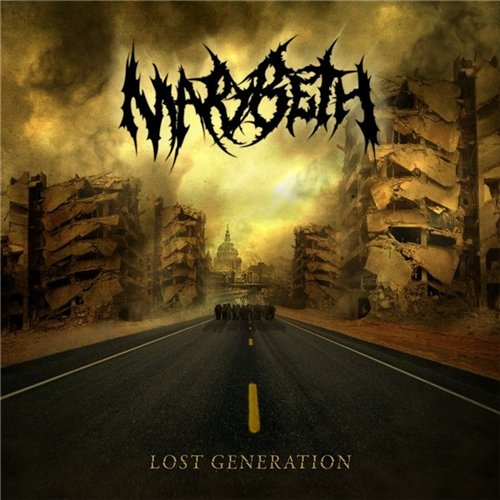 MARYBETH - Lost Generation (ЕР, 2011)