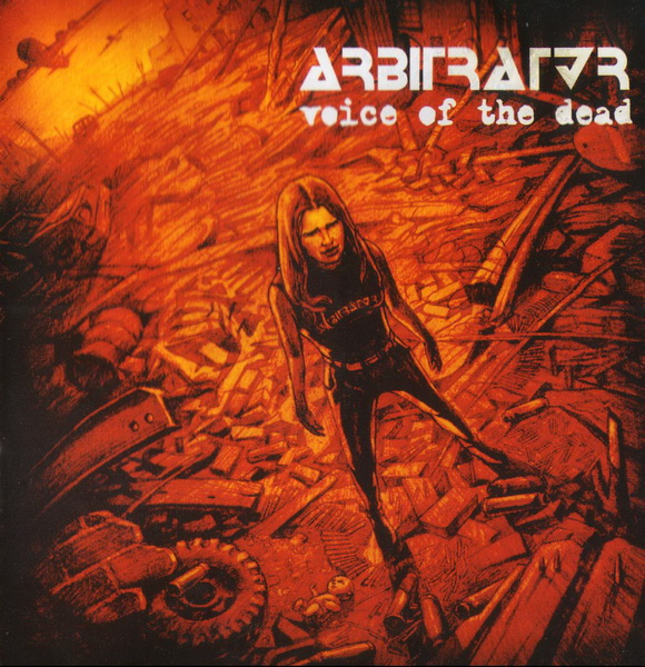 ARBITRATOR - Voice Of The Dead (2004)