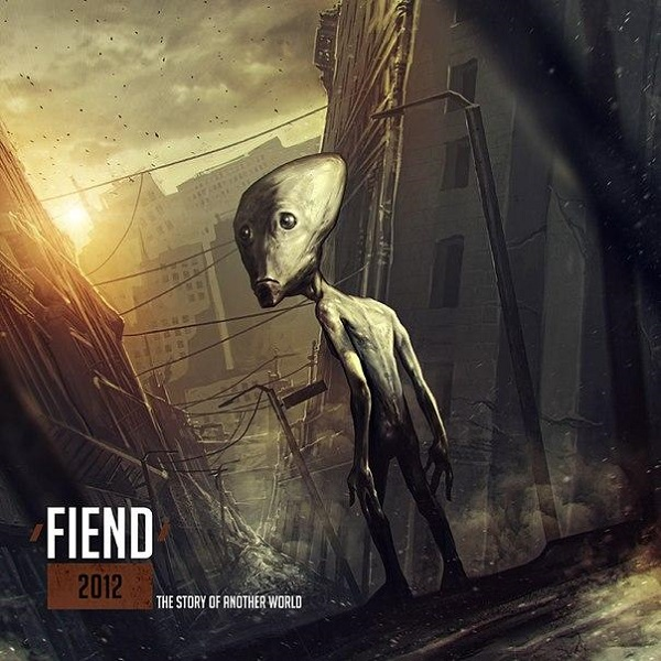 FIEND - 2012. The Story Of Another World