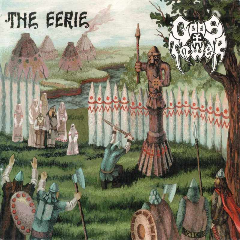 GODS TOWER - The Eerie (1997)