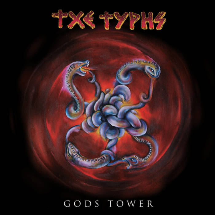 GODS TOWER - The Turns (1997)