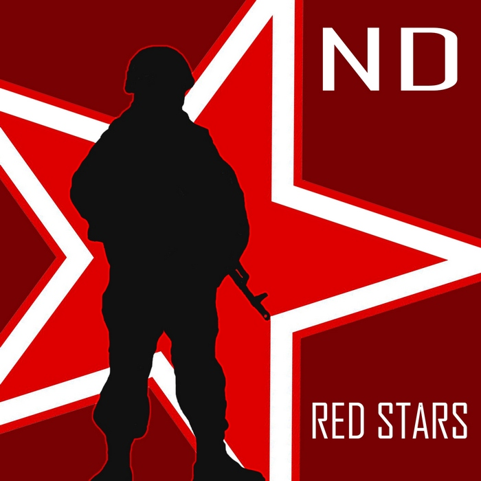ND - Red Stars (2015) [Single]