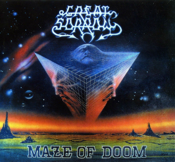 GREAT SORROW Maze Of Doom 1993