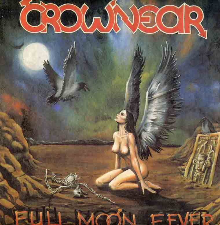 CROW'NEAR - Full Moon Fever (1992)