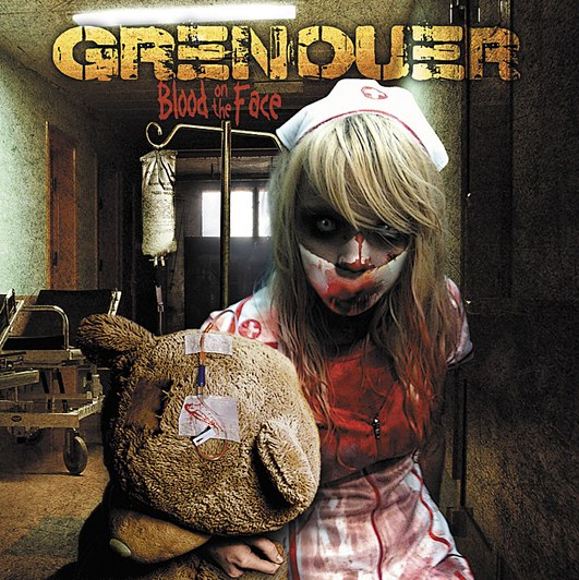 GRENOUER - Blood on the Face (2013)