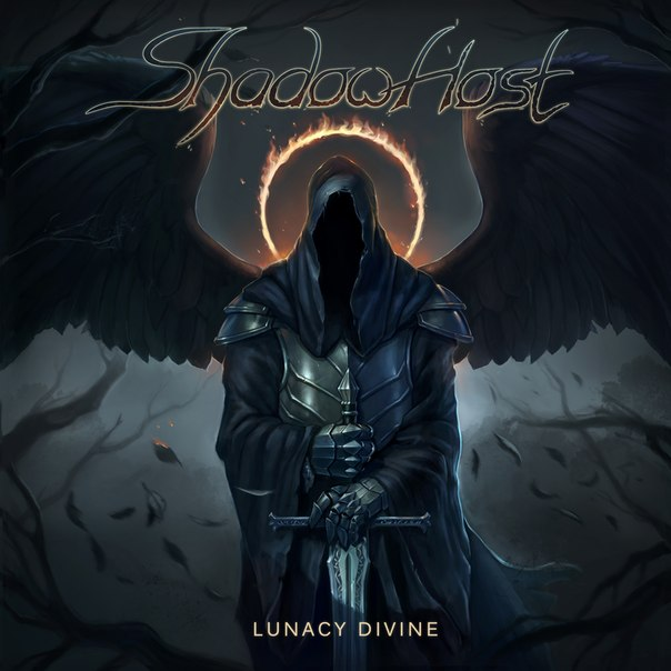 SHADOW HOST - Lunacy Divine (2013)
