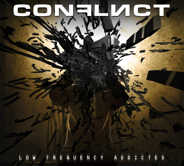 CONFLICT - Low Frequency Addicted (Single, 2012)