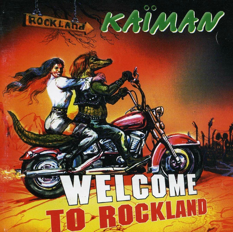 KAIMAN - Welcome To Rockland (1996)
