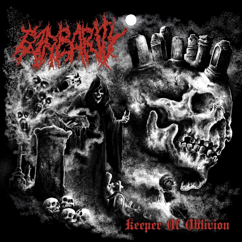 BARBARITY — «Keeper Of Oblivion» (2018)