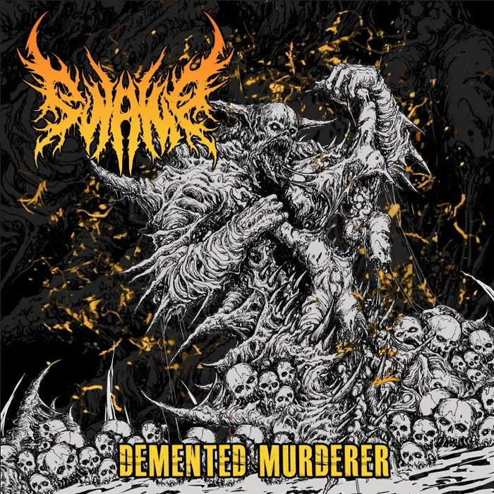 SWAMP — «Demented Murderer» (2017) [Single]