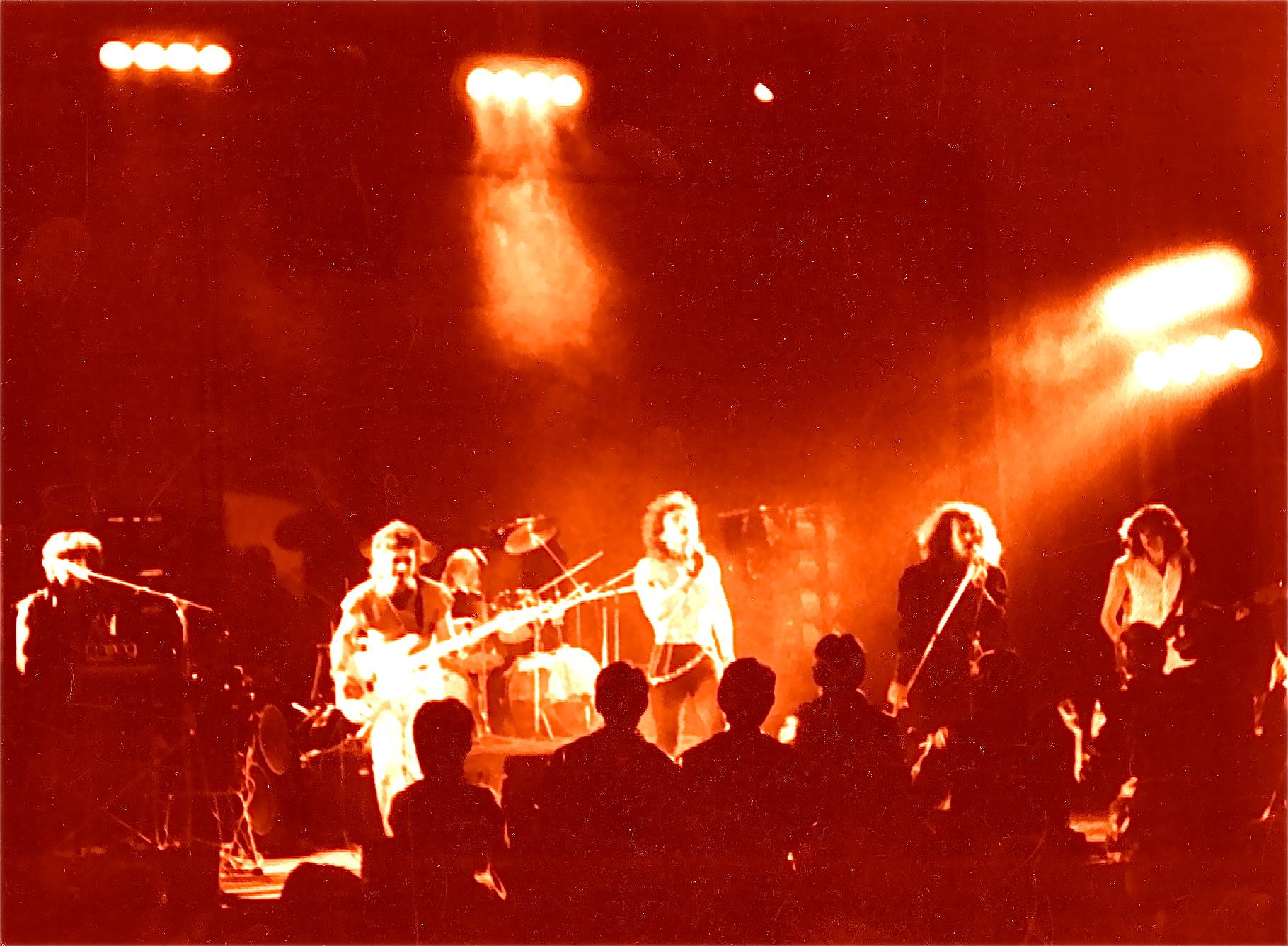 август рок группа слушать