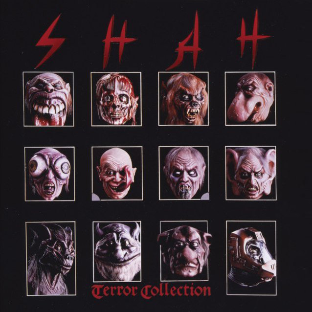 SHAH - Terror Collection (1991)