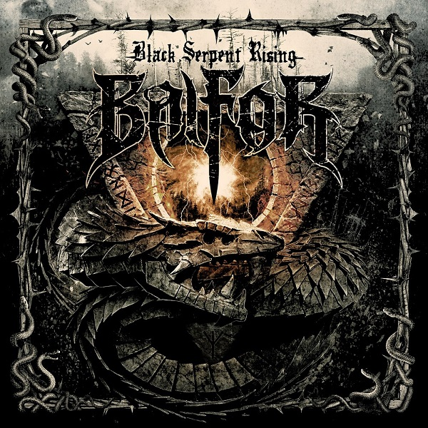BALFOR (UA) - Black Serpent Rising (2017)
